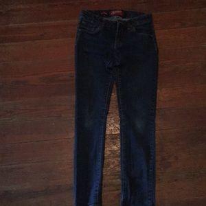 Young girls Arizona jeans